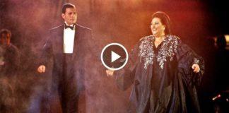 «How Can I Go On» - Фредди Меркьюри и Монтсеррат Кабалье. Этот дуэт будет жить всегда!