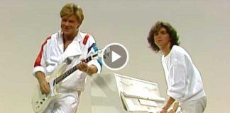 «Модерн Токинг» – первое выступление на ТВ, 02.01.1985. Это было неожиданно!