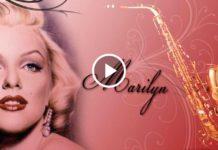 «The Lady in Red» – Саксофон и великолепная Мэрилин Монро!