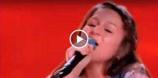 Румынская девочка потрясла публику песней Аллы Пугачёвой