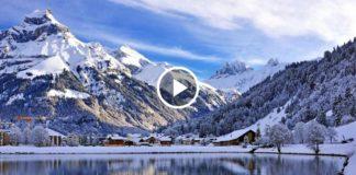 Спокойная Швейцария. Замечательный клип о прекрасной стране!