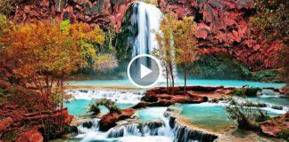 Иллюзия красоты... Гармония чудесной музыки и великолепного видео – Сказка!