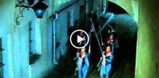 Волшебная «Песня фонарщиков» от гениев – Алексея Рыбникова и Булата Окуджавы!