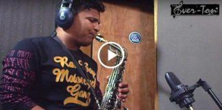 Великолепное исполнение на саксофоне! Мелодия известной песни Уитни Хьюстон.
