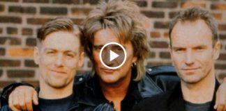 Шикарный Хит «All For Love» от трёх мушкетёров лирического рока – Bryan Adams, Rod Stewart, Sting